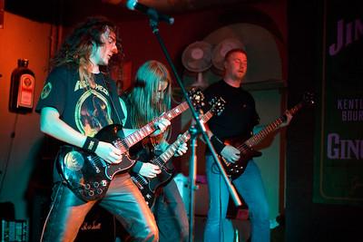 koncert Blamage - květen 2007