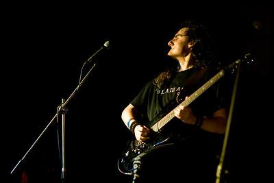 koncert Blamage - květen 2008