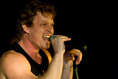 koncert Blamage - září 2008