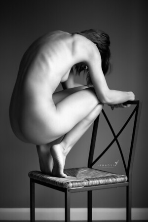 Chair Nude 2