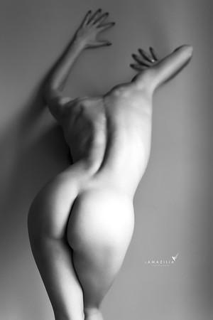 Wall Nude 2