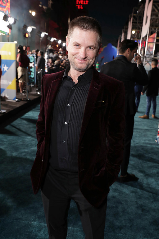 """. Shea Whigham seen at Warner Bros. Pictures and Legendary Pictures Present the Los Angeles Premiere of \""""Kong: Skull Island\"""" at Dolby Theatre on Wednesday, March 8, 2017, in Los Angeles. (Photo by Eric Charbonneau/Invision for Warner Bros./AP Images)"""