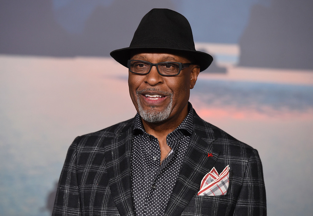 """. James Pickens Jr. arrives at the Los Angeles premiere of \""""Kong: Skull Island\"""" at the Dolby Theatre on Wednesday, March 8, 2017. (Photo by Jordan Strauss/Invision/AP)"""