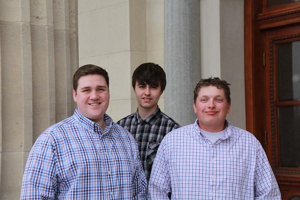 Konnor, Luke & Jett