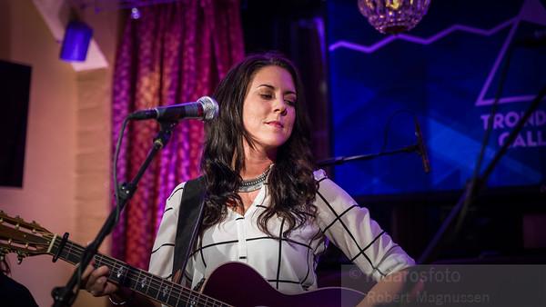 Charlotte Audestad (31 jan 2015)