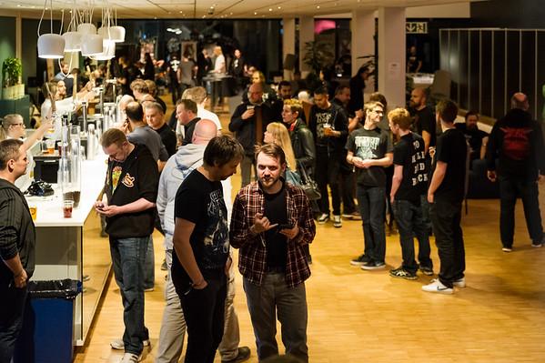 Stemningsbilder fra Trondheim Metal Fest