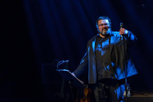 Hank synger Cash (8 mar 2014)