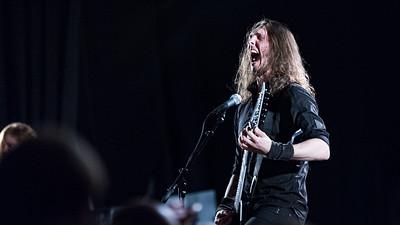 Evile spiller på Trondheim Metal Fest