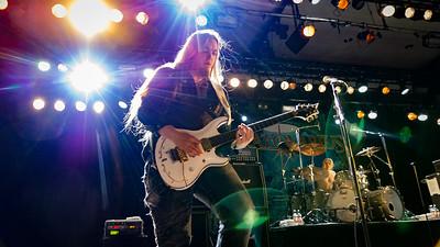 Finske Stratovarius på Trondheim Metal Fest