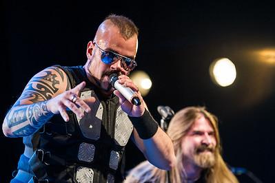Sabaton spiller på Trondheim Metal Fest 2015