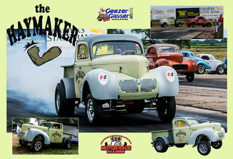 Haymaker - '17 - Thunder Valley Dragway - Marion.SD