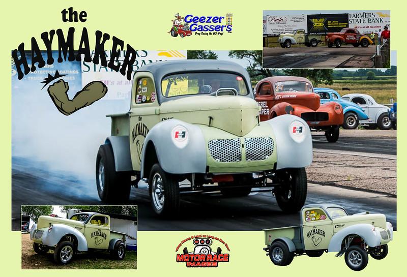 Haymaker - '17 - Thunder Valley Dragway - Marion.SD