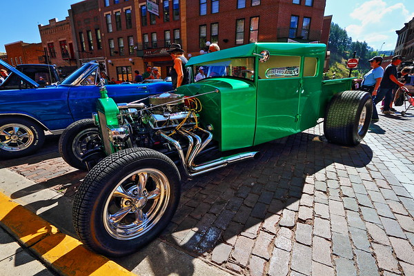 Kool Deadwood Nites 2017 car show