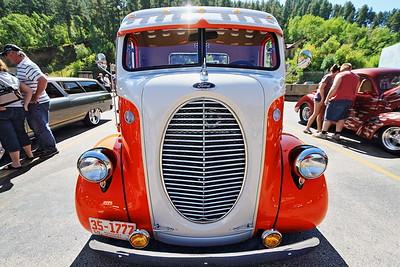 Kool Deadwood Nites 2017 car show