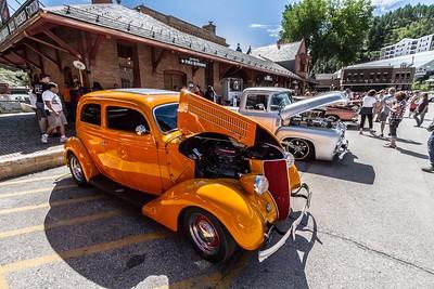 Kool Deadwood Nites car show 2019