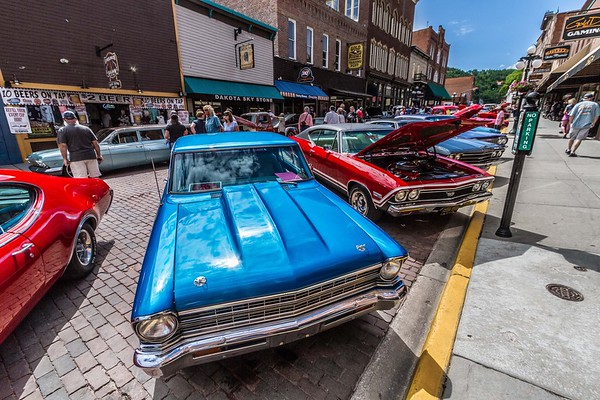 Kool Deadwood Nites car show 2019