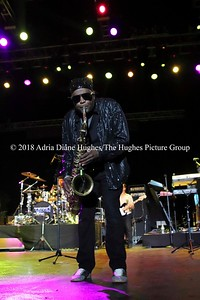 Kool and the Gang live at the Dell Music Center