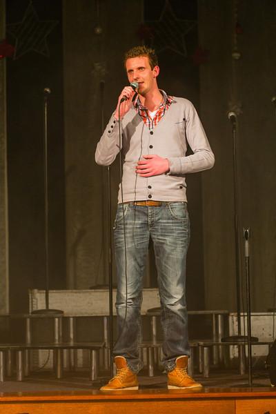 Continental Christmas tour 2012 Slotconcert Dordrecht (23 december 2012)