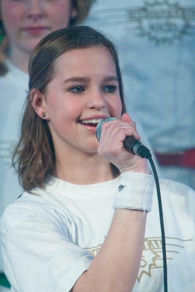 Continental Kids West (6 maart 2010)