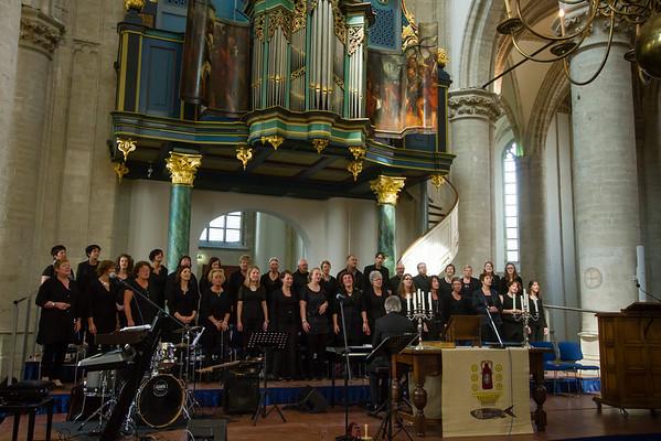 Share op het Jazz festival Breda (17 mei 2012)