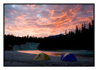 KM002 - Kootenay River Sunrise - Front