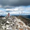 Dominion peak, 7323'