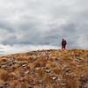 the peak of Cabin Mtn.