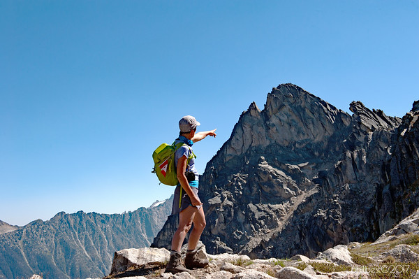 GRANITE KNOB and Mt. RETALLACK