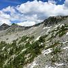 Looking back across 5-Mile Basin to Enma