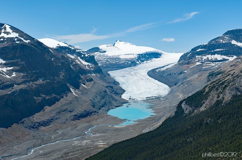 Saskatchewan Glacier