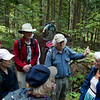 Riondel historic Tam O'Shanter waterline hike Bluebell Mountain