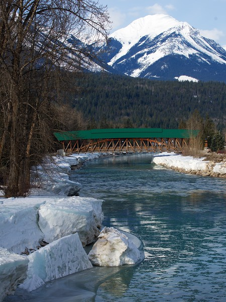 Kicking Horse River, Golden, BC