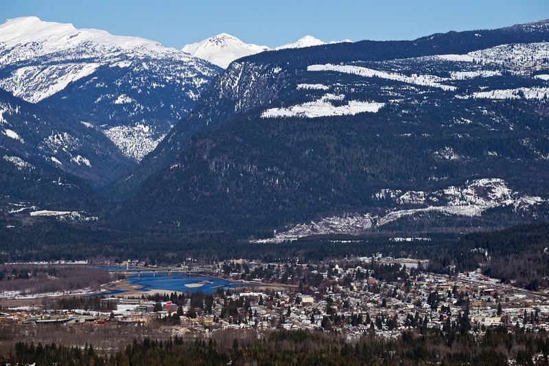 Revelstoke, British Columbia