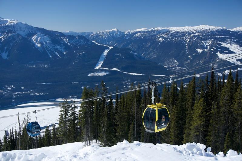 Revelstoke Mountain Resort, British Columbia