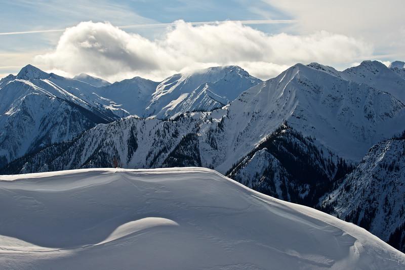 Bugaboo Backcountry, Kootenay Rockies, British Columbia