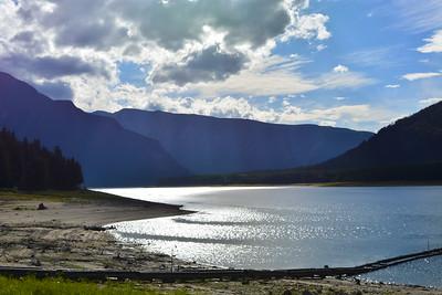 McDonald Creek Provincial Park.