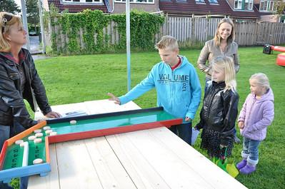 Kopersvereniging De Vogelhoek, Burendag 2012