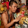 Kata Chanting As Part of Korb Siarn Khru Ritual