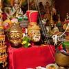 Ruesi Shrine with Offerings