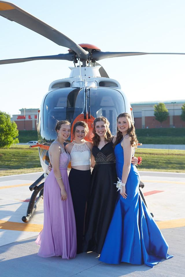 Rogers Heritage High School   Rogers, AR   Prom 2017