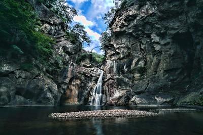 Sambuyeon Waterfall