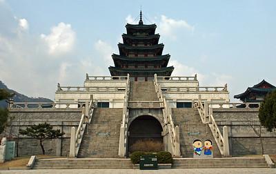 Leaving Palace Area
