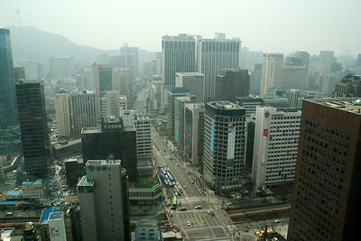 More Seoul from the Sky