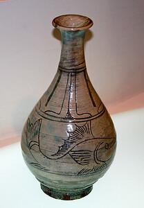 Korean Folk Museum Vase