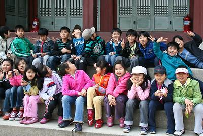 Happy Seoul School Kids