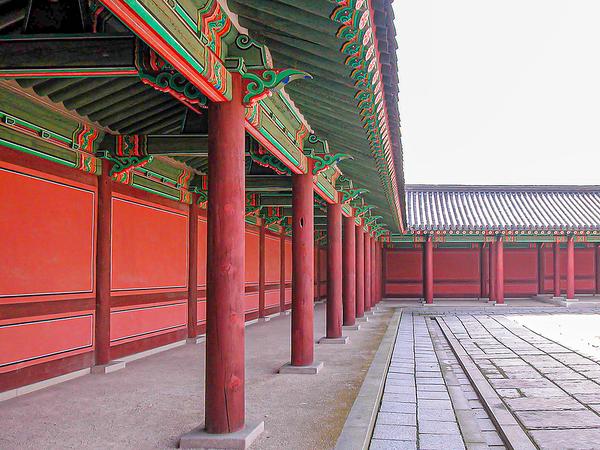 Changdeokgung Palace 2002