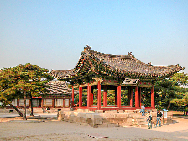 Changgyeonggung - Jongmyo Palaces
