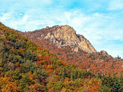 Mt Seoraksan Nat. Park Area