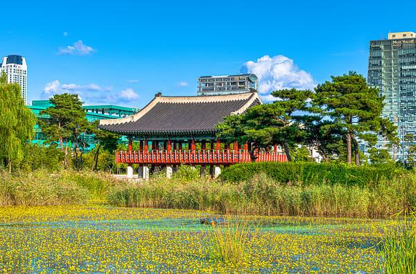 Songdo Chuseok Holiday