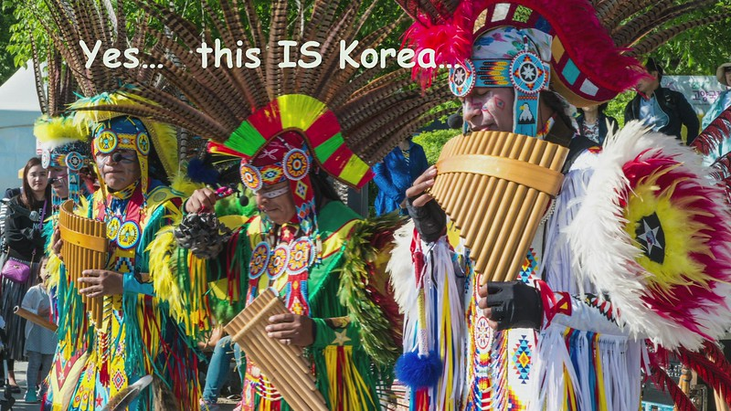 Yes.... This IS Korea....